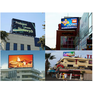 Roof Top Adveritsing LED Screen