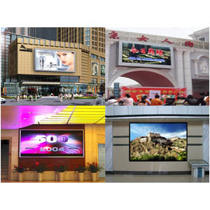 Wall Mounted LED Screen