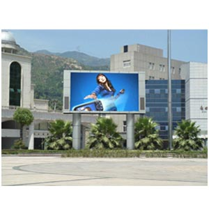 P6mm SMD Outdoor Digital LED Display