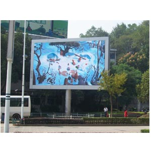 Outdoor P5 SMD Full Color LED Display Monitor