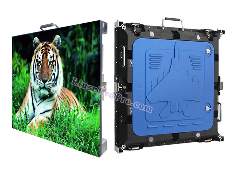 Outdoor SMD P6.67 Rental LED Display Panel