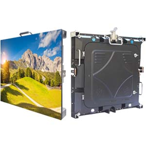 P6 SMD Outdoor Rental LED Display Wall