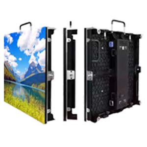 P6.25 Outdoor SMD Rental LED Display Cabinet